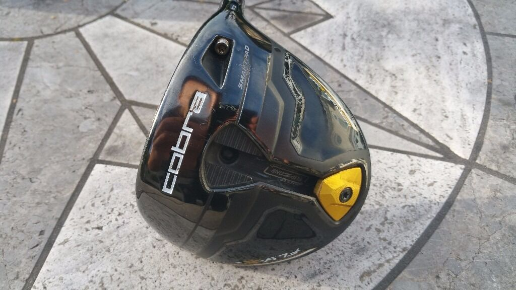 Cobra Fly Z Driverin Sketty, SwanseaGumtree - Cobra Fly Z Driver Retails new at about $220 Great condition, used but nothing wrong with it. Couple of light scratches, but looks great. Selling because I bought a new club last week. Adjustable in many different ways. Includes headcover and Cobra...