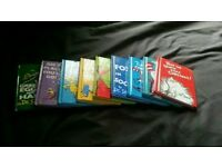 9 x Dr Seuss books