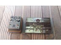 Caroline Guitar Company Kilobyte Lofi Delay, rare Graphics (effects pedal Boutique)