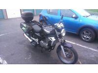 Kawasaki er5 mint condition 12000 mls
