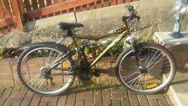 Mountain bike 21speed rockrider bike full suspension 26inch wheels