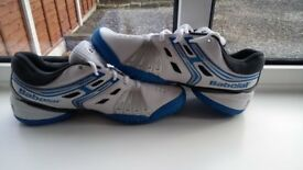 *NEW* Babolat 'V-Pro All Court' Tennis Shoes/Trainers size UK12.5 (small fitting)