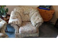 Sofa 3 piece suite