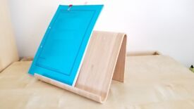 Wooden Book Stand £3