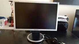 "Samsung SM940bw 19"" LCD Widescreen Monitor"