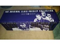 elvis presley cd collection
