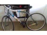 "Apollo hybrid 21""bike brand new still in packaging"