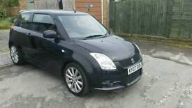 Suzuki Swift Sport 1.6 16V, 2007