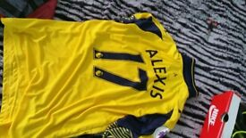 ARSENAL ALEXIS SANCHEZ TOP NEW
