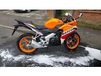 Honda CBR 125cc Repsol *****Mint Condition*****