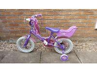 """12"""" Girls bike"""