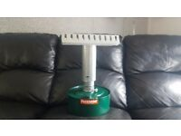 BAGAIN BRAND NEW PARASENE HEATER SUPER WARM IDEAL FOR GREEN HOUSE OR OUT BUILDINGS GREAT PRICE £40