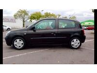 £20 PER YEAR TAX-DIESEL Renault Clio, Very Long MOT, Full Service History, Low Miles