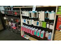 Iphone Samsung and other phone cases and accessories (3000+) *JOB LOT*
