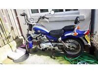 125 sym husky motorbike