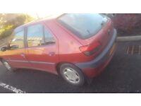 Peugeot 306 1998 - Spares or Repairs
