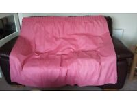 Heavy duty blackout curtains - pink