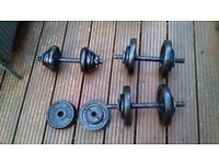 Dumbells - Excellent Condition
