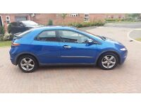 Honda Civic 1.8 i VTEC SE i-Shift 5dr - VERY LOW MILEAGE, V.GOOD CONDITION