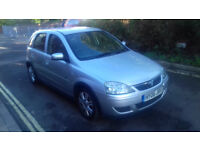 Vauxhall Corsa 1.2 i 16v Active Easytronic 5dr 2006 Hatchback Spares or repairs