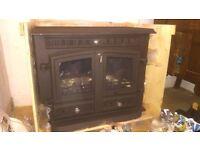 Brand new Log burning stove/multi fuel stove