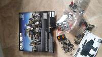 call of duty lego set