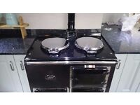 Aga cooker re enameled top and lids (all models) 2 oven cookers