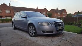 Audi a6 2.0tdi estate
