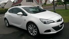 Vauxhall Astra Gtc 2.0 CDTi 16v SRi 3dr (start/stop), Excellent Condition must be viewed