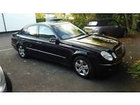 2004 Mercedes-Benz e270 cdi avantgarde...same owner last 8 years.