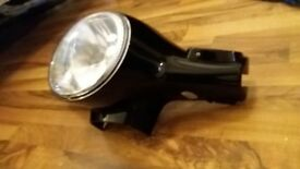 Vespa gts 125 200 300 black various parts for sale full bike seat wheels panels loom light exhaust