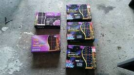 Christmas Lights cost approx £60 selling for £20 the lot