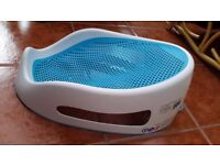 Angelcare soft touch bath support - Aqua