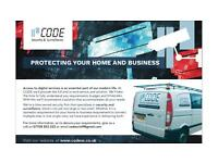 Cctv and electrical installation