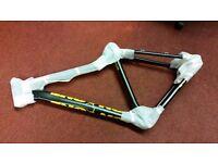 Parkwood 29er alloy men's mountain bike frame large- frame only - brand new -mint condition -unused