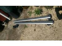 Skoda roof bars. Genuine part. 2014.