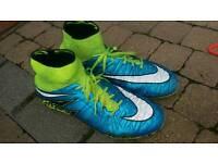 Nike hypervenon sock boots