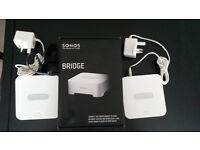 3x Sonos bridges in white for sale