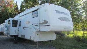 2007 Montana 336RL HIVERNISATION ET ENTREPOSAGE GRATUIT