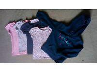 Girls clothing bundle tops age 5