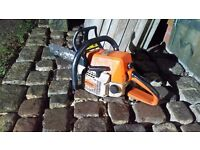 stihl 021 chainsaw