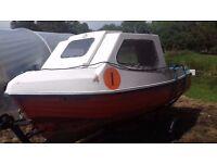 boat (13 ft)