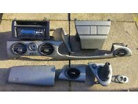 MG ZT or ROVER 75 Full Dash Kit