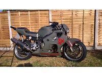 CBR 600 F4i Stunt Bike Streetfighter - PRICE DROPPED
