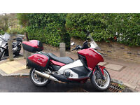 2013 Honda Integra NC700 with hard case panniers