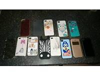 Iphone 4/4s case joblot