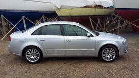 Audi A4 2.0L tdi Saloon 2006 132000 miles with nav plus in gteat condition.