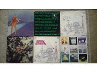 selection of original albums