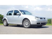 2002 MK4 GTI 1.8 Petrol, 150 BHP 3 Owner From New In Same Famil,10Months MOT&Full VW History,