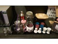 Kitchen ware and sets